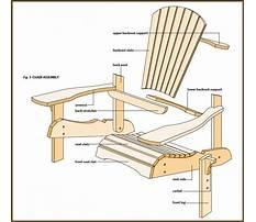 Wooden chair blueprints.aspx Plan