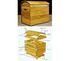 Wooden chest plans.aspx Plan
