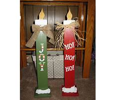 Wooden christmas projects Plan
