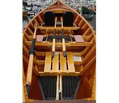 Wooden drift boat.aspx Plan