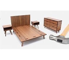 Wooden furniture kits Plan