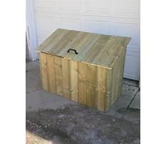 Wooden garbage box.aspx Plan