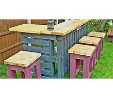 Wooden grill table.aspx Plan
