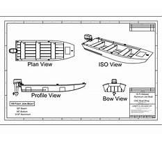 Wooden jon boat plans.aspx Plan
