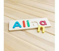 Wooden letters wholesale Plan