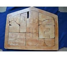 Wooden nativity puzzle patterns Plan