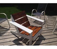 Wooden outdoor chair plans.aspx Plan