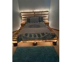 Wooden pallet bed frame.aspx Plan