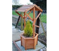 Wooden planter plans.aspx Plan