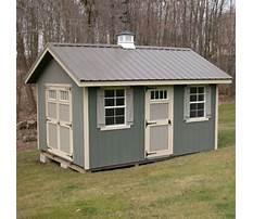 Wooden shed kits.aspx Plan