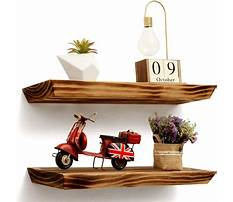 Wooden shelves amazon Plan