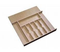 Wooden silverware tray.aspx Plan
