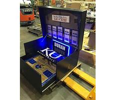 Wooden storage box for shoes Plan