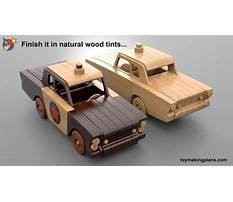 Wooden toy plans and kits Plan