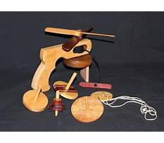 Wooden toys to make and sell Plan