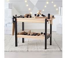 Wooden work bench designs Plan