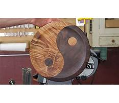 Woodturning projects youtube Plan