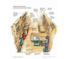 Woodwork interior design Plan
