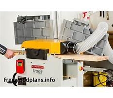 Woodworking machines used Plan
