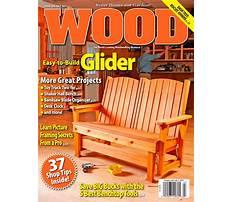 Woodworking magazines pdf Plan