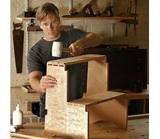 Woodworking plans & projects   june 2012 Plan