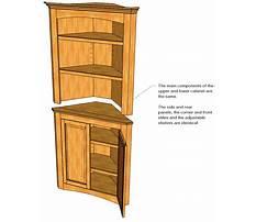 Woodworking plans corner china cabinet.aspx Plan