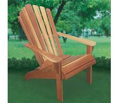 Woodworking plans for chairs Plan
