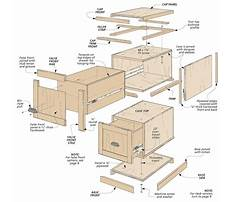 Woodworking plans for file cabinet Plan