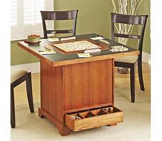 Woodworking plans for game tables Plan