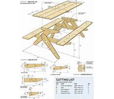 Woodworking plans in metric Plan