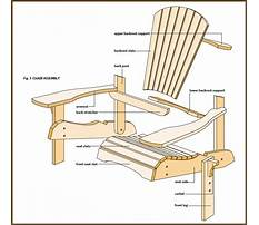 Woodworking tips for building high quality chairs Plan