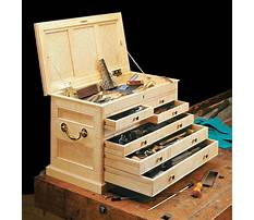 Woodworking tool cabinet Plan