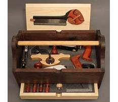 Woodworking tote cady plans.aspx Plan
