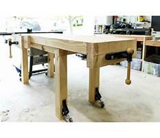 Workbench accessories diy Plan