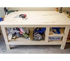 Workbench designs diy.aspx Plan