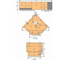 Wren birdhouse plans printable Plan