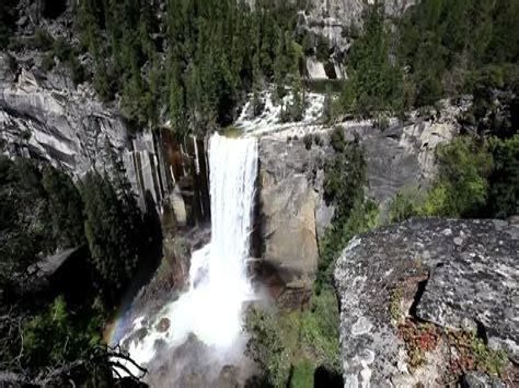 Yosemite Vernal Falls Deaths