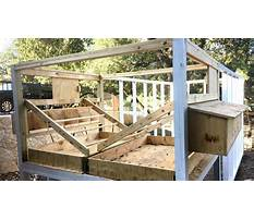 Youtube building chicken coops Plan