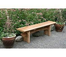Zen wooden bench.aspx Plan