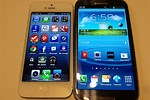 iPhone 5C vs Samsung Galaxy S3
