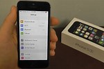 iPhone 5S Instructions for Beginners